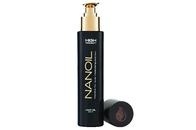 tehokas hiusöljy Nanoil